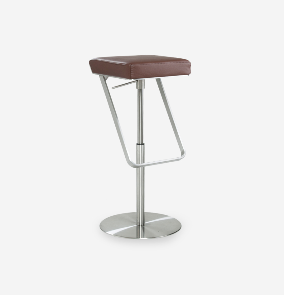 GRIMM CHE CHIC Edelstahl/Leder stainlesssteel/leather