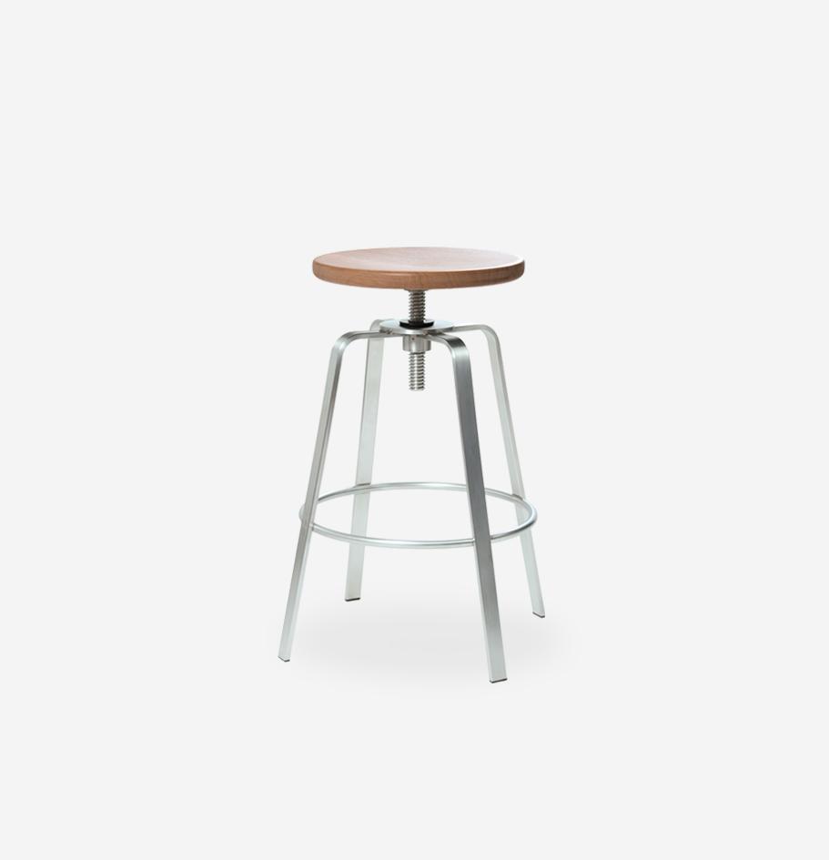 GRIMM LUY Edelstahl/Holz stainlesssteel/wood