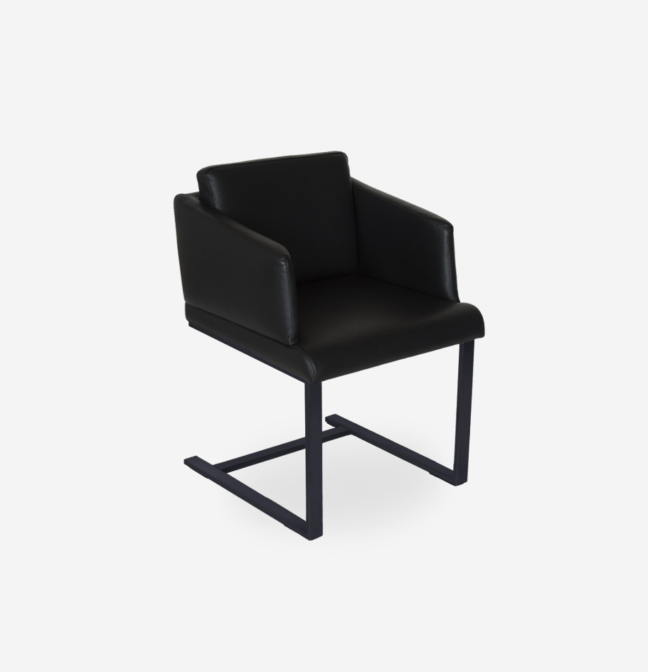 GRIMM ROK Edelstahl/Leder stainlesssteel/leather